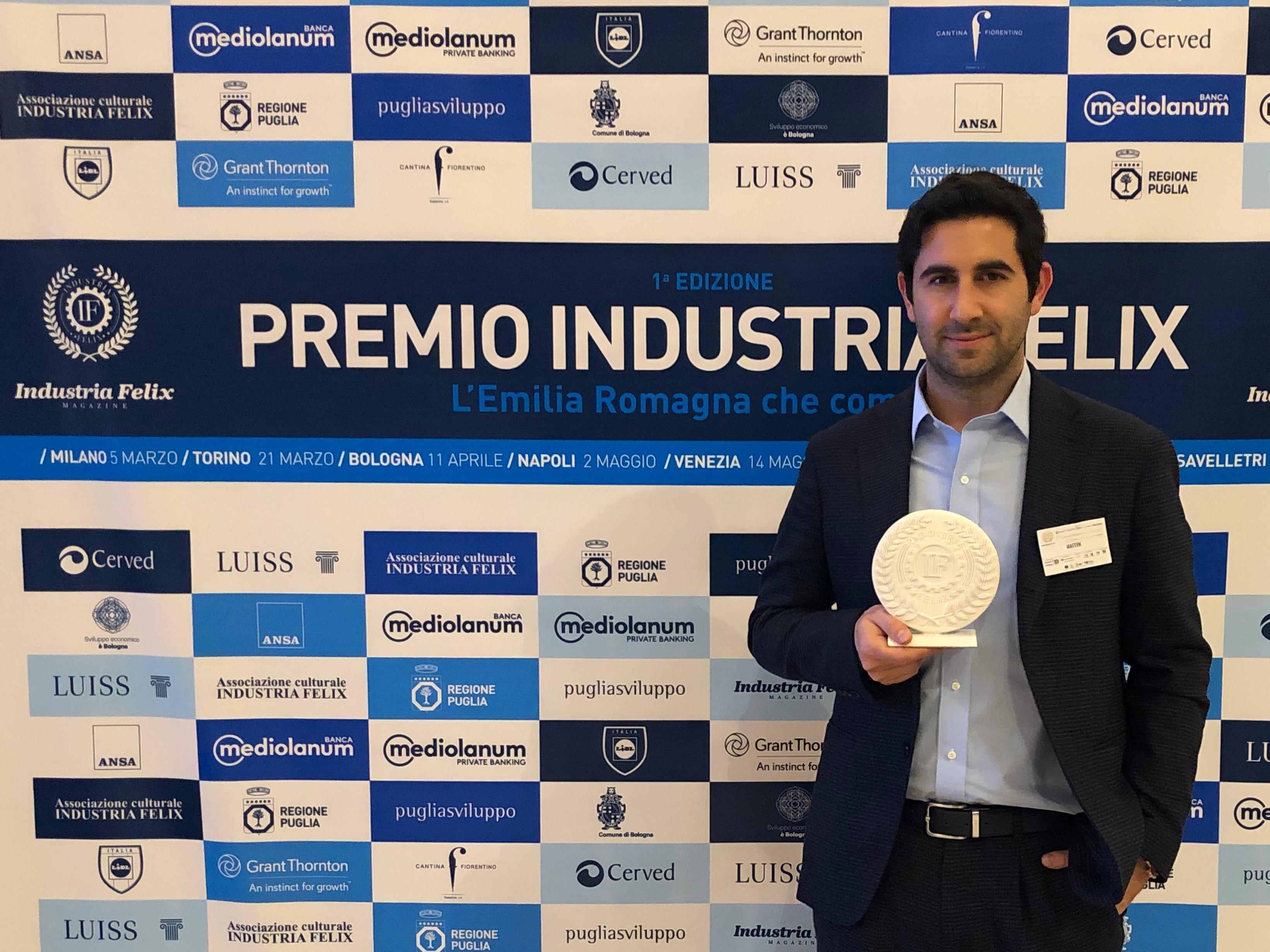 Marco Righi_Premio Felix