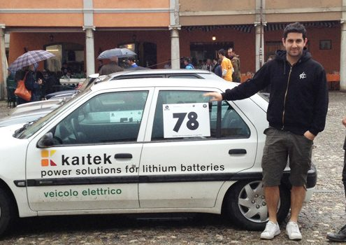 les projets réalisés avec batterie au lithium