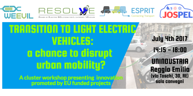 transition to light electric vehicles
