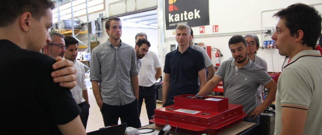 Fabricants de batteries au lithium