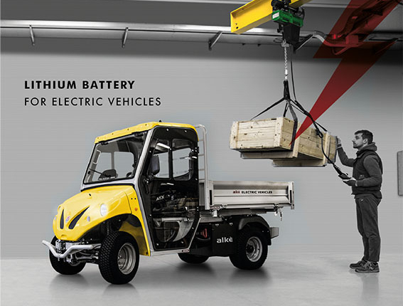 batterie litio veicoli elettrici Flash Battery