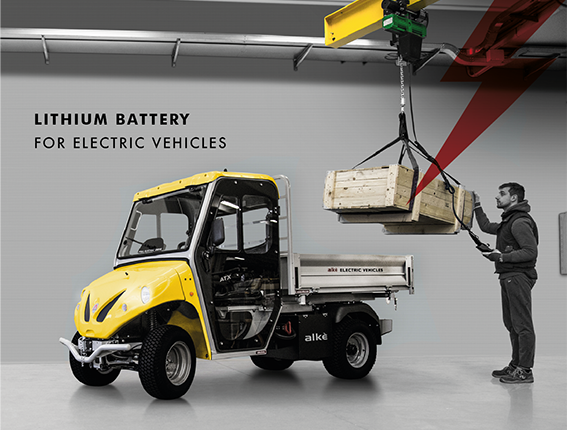 lithium battery for electric vehicles