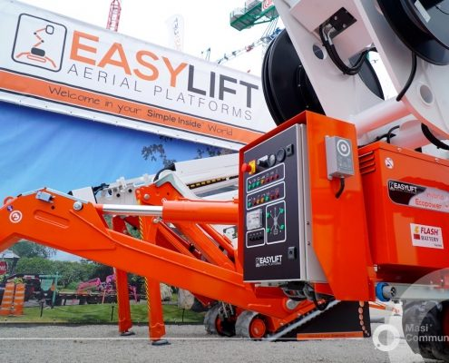 easy lift batteria al litio flash battery