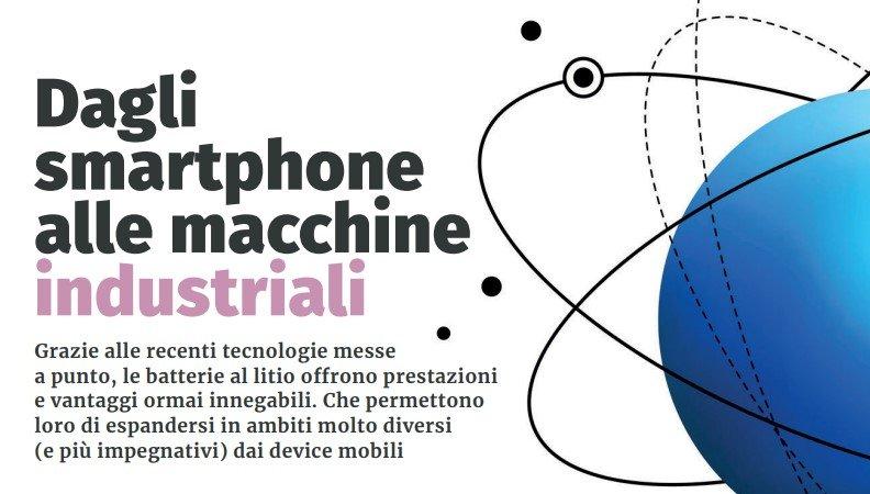 03 2020 Flash Battery We are access equipment von smartphones bis zu industriemaschinen