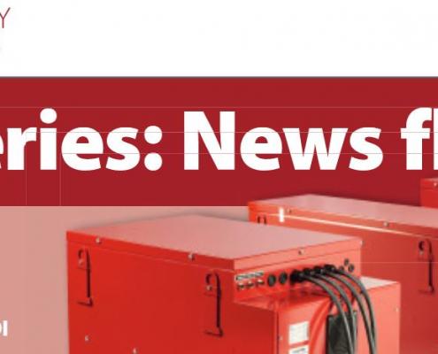 lithium-Ionen batterien news