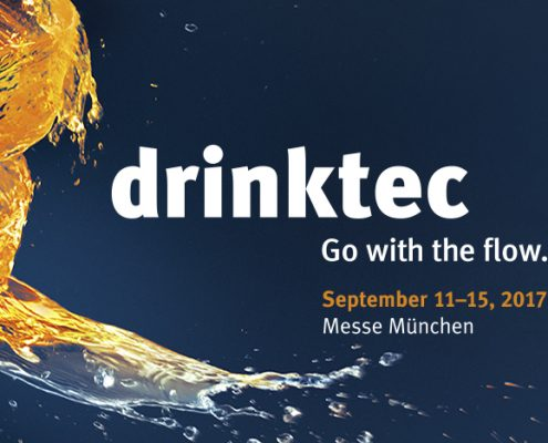 lithium batteries for the beverage industry at drinktec 2017