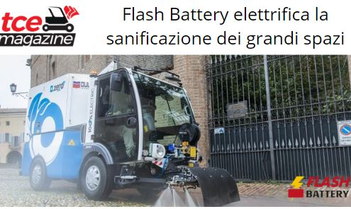 lavastrade elettrica dulevo