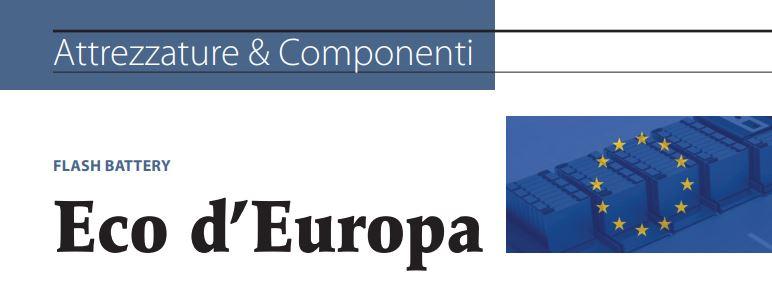 Gennaio 2020 Sollevare Eco Europa
