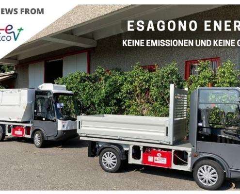 Vai Elettrico Esagono Energia keine emissionen kaine grenzen