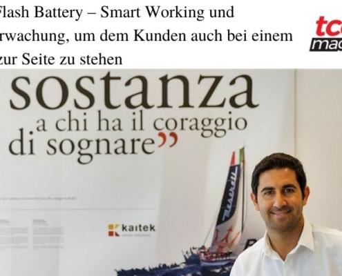 TCE smart working und fernueberwachung