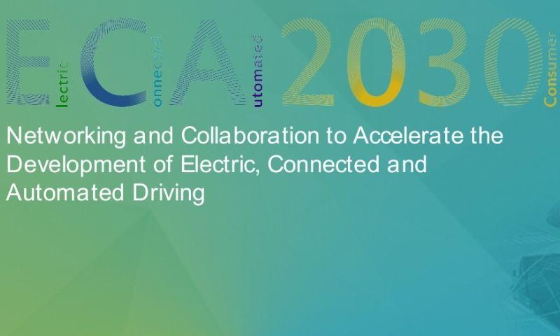 Conference ECA 2030 Flash Battery participe avec projet NewControl