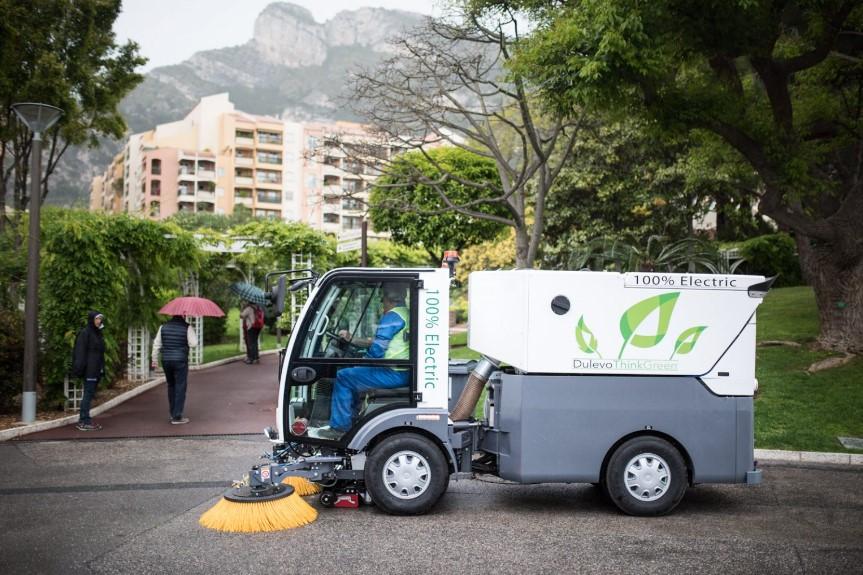 Dulevo D.zero 2 street sweeper