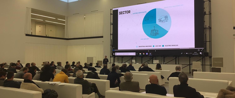 Flash Battery Seminar Elektrofahrzeuge Florim Marktsegmente