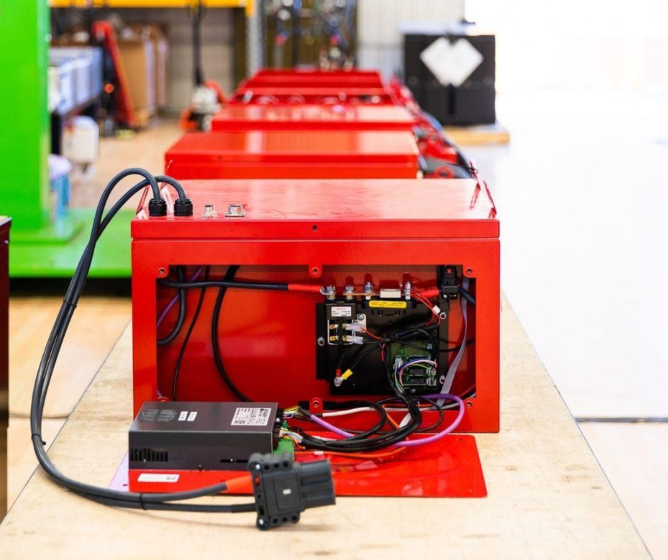 Flash Battery batterie au lithium