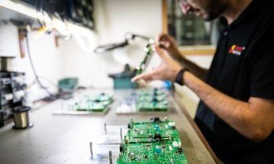 Flash Battery electronique de controle