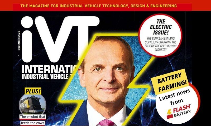 IVT: l'elettrificazione del mercato agricolo