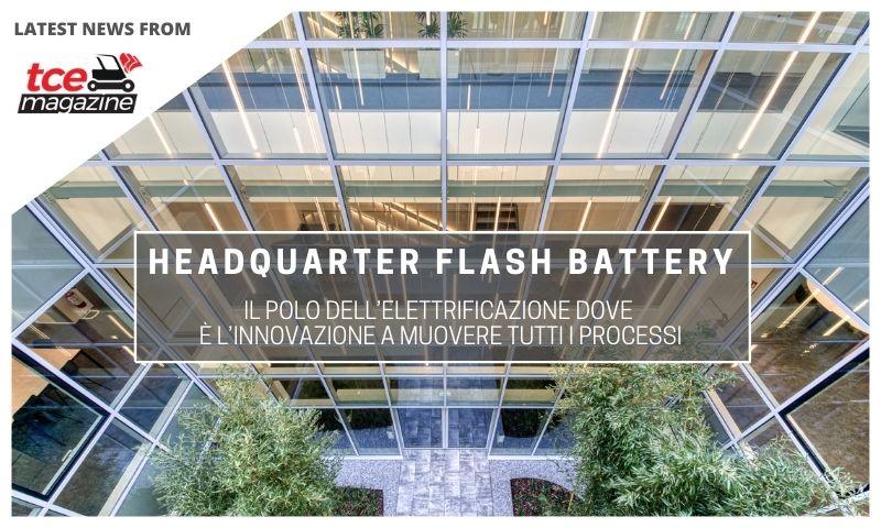 TCE: l'innovazione dentro a Flash Battery