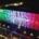 nationaltag der Flag Flash Battery HQ leuchtet