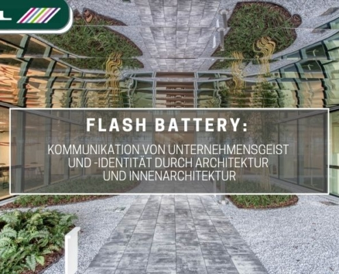 estel flash battery kommunikation identitaet durch architektur