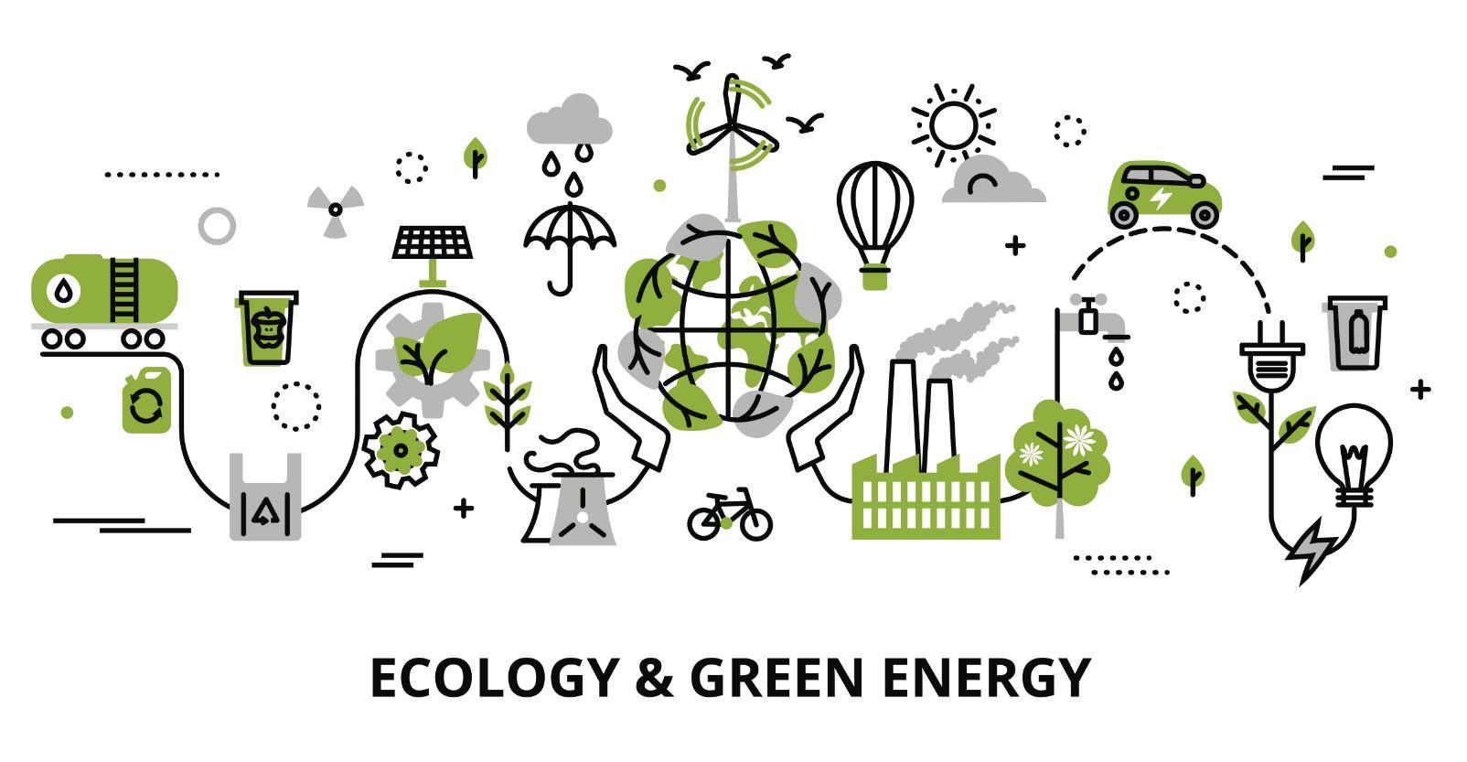 recycling nachhaltigkeit innovation und flash battery