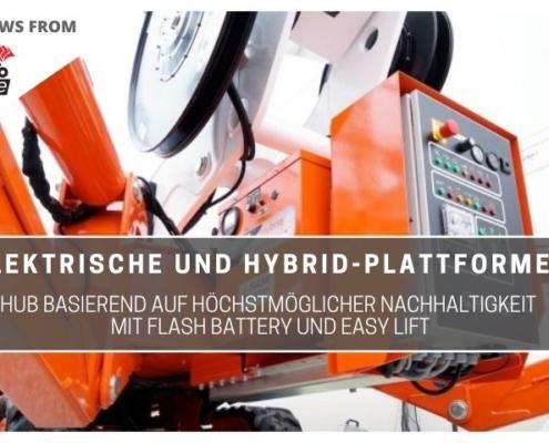 Elektrische Hybrid Plattformen