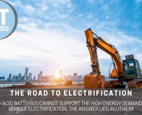 IVT The road to electrification