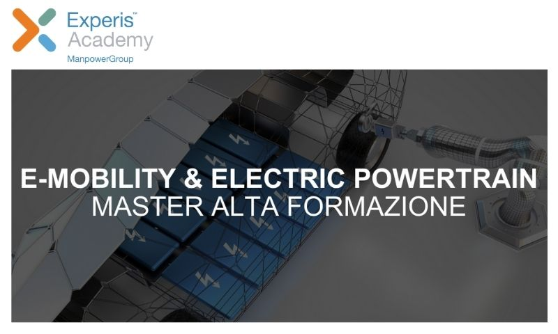 master emobility and electric powertrain experis flash battery