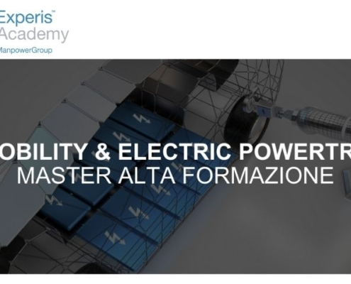 master e-mobility and electric powertrain experis flash battery