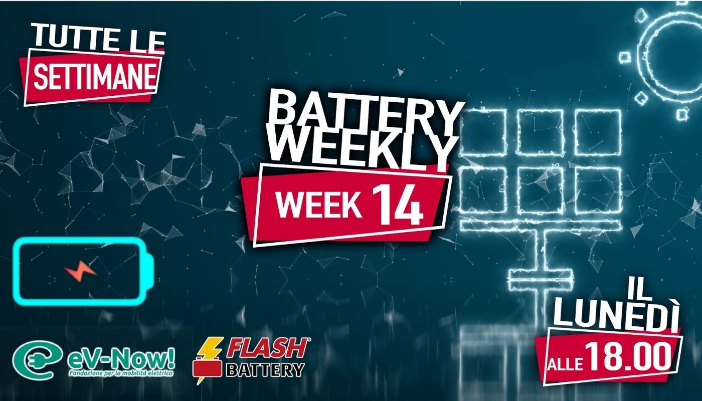 Battery Weekly week 14