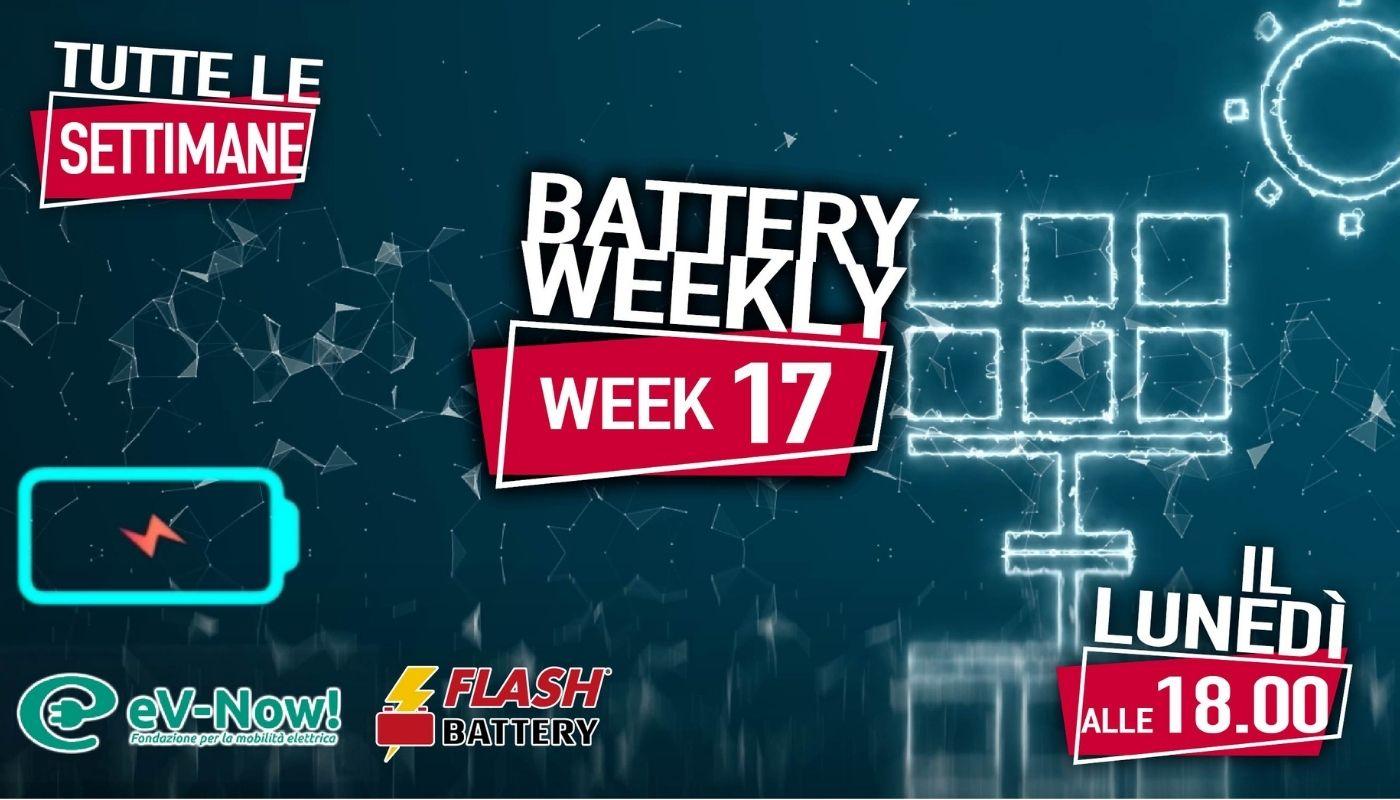 battery weekly week 17