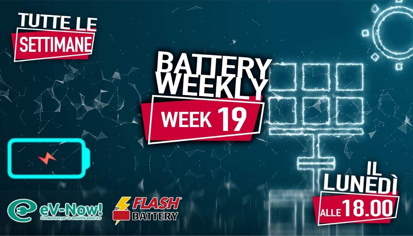 battery weekly week 19