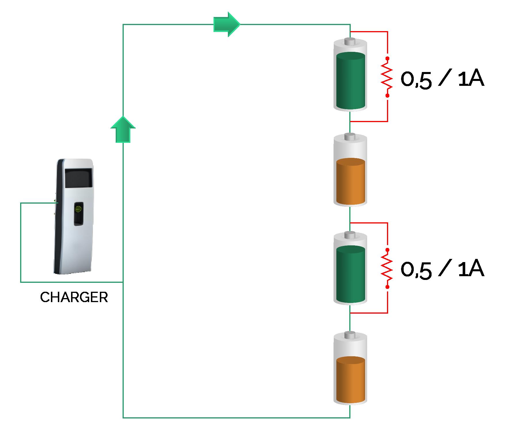 bms balancing lithium battery