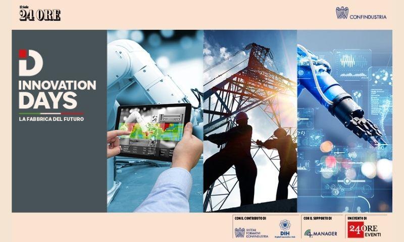 innovation days sole24ore marco righi conférencier