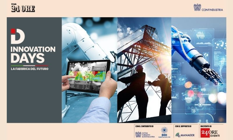 innovation days sole 24 ore marco righi relatore