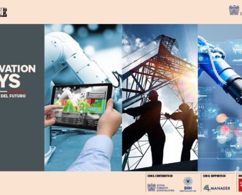 innovation days Il Sole 24 Ore Marco Righi speaker