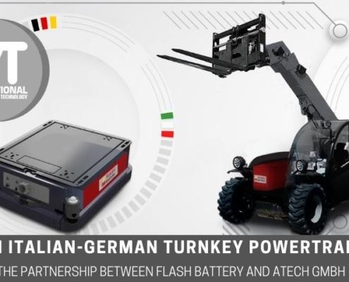 ivt partnership Flash Battery Atech GmbH