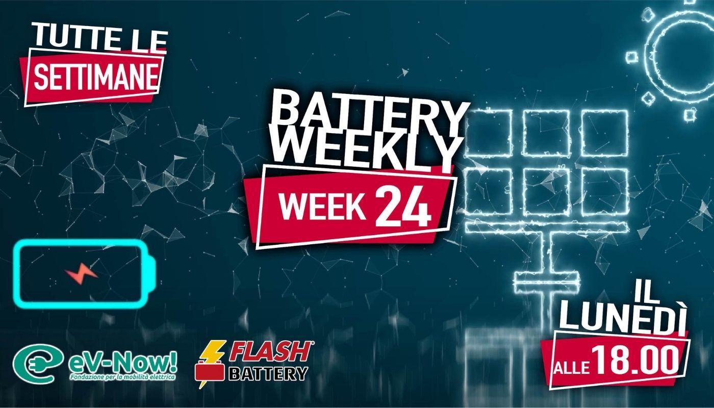battery weekly week 24
