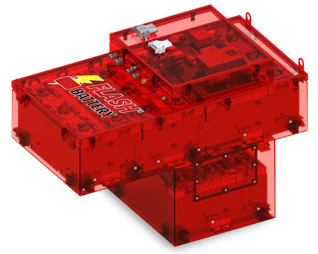 Anpassung flash battery lithiumbatterien