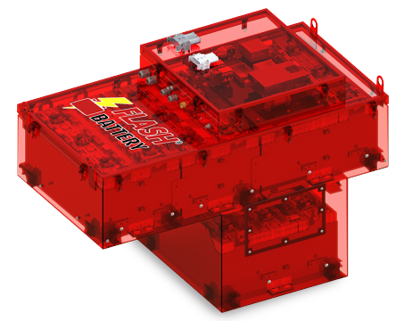 lithium flash battery customization