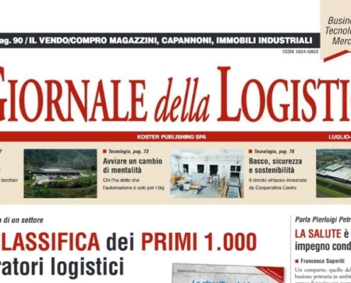 il giornale della logistica innovazione flash battery