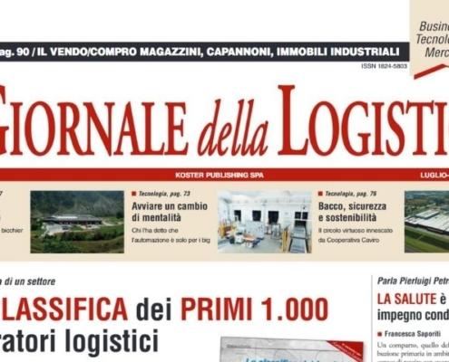 Il giornale della logistica water future and innovation elettric 80 flash battery santanna