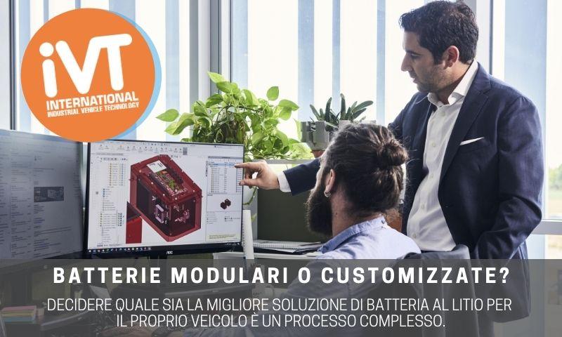 ivt scelta batterie modulari o customizzate