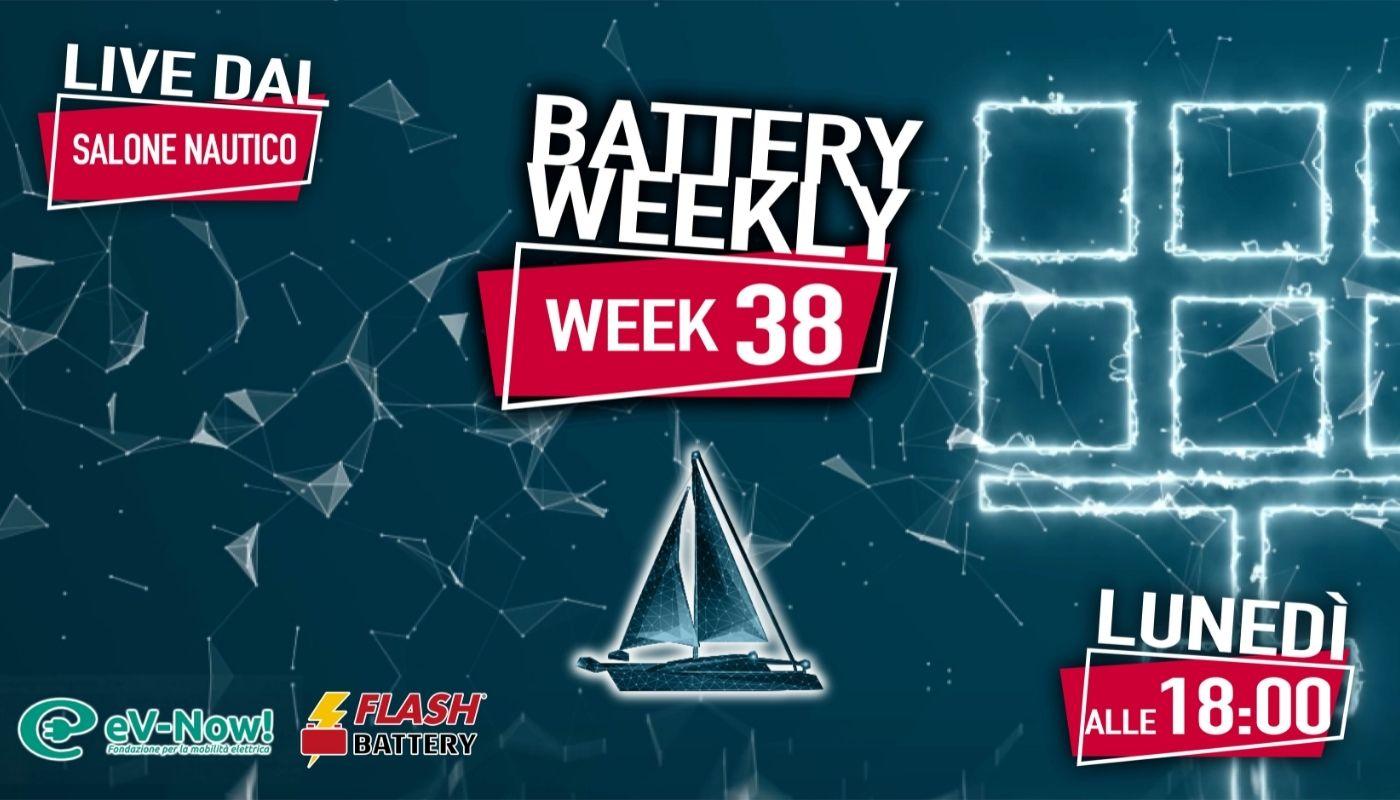 battery weekly week 38