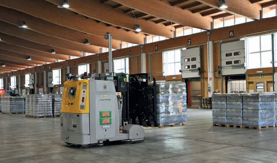 elettric80 lgv acqua santanna plant