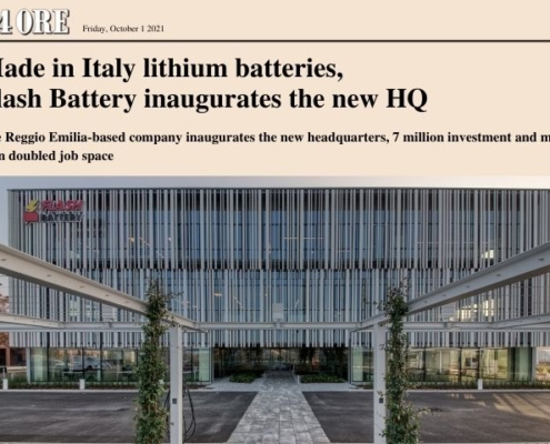 10-2021-sole24ore flash battery launches new factory